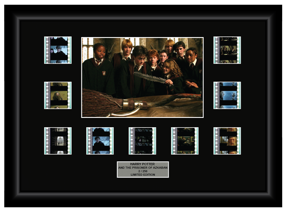 Harry Potter and the Prisoner of Azkaban (2004) - 9 Cell Display