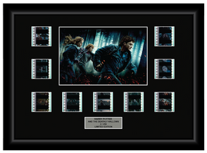 Harry Potter and the Deathly Hallows Part 1 (2010) - 9 Cell Display