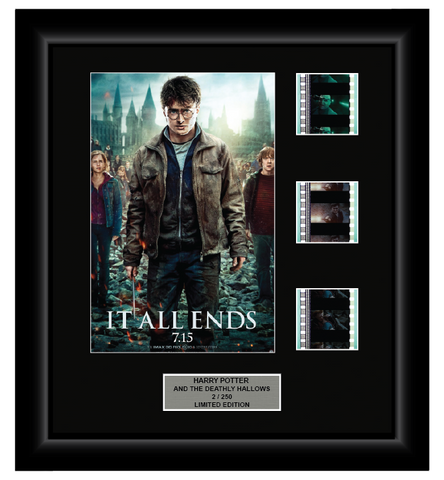 Harry Potter and the Deathly Hallows Part 2 (2011) - 3 Cell Display
