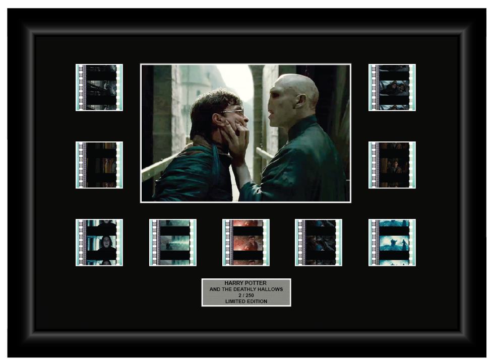 Harry Potter and the Deathly Hallows Part 2 (2011) - 9 Cell Display