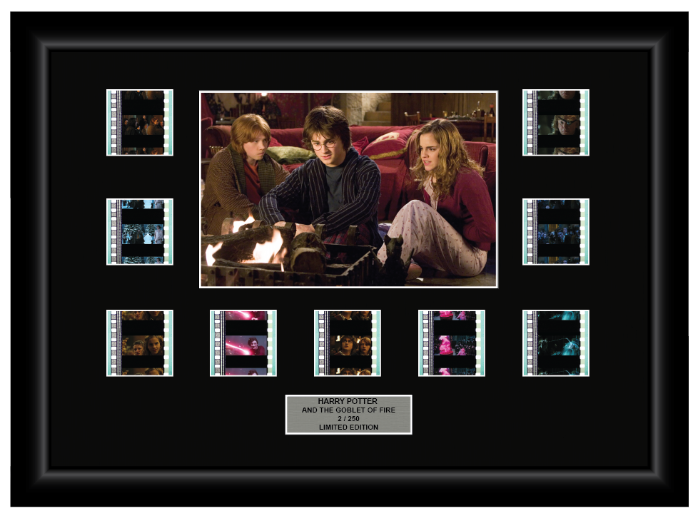 Harry Potter and the Goblet of Fire (2005) - 9 Cell Display