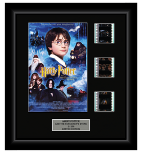 Harry Potter and the Sorcerer's Stone (2001) - 3 Cell Display