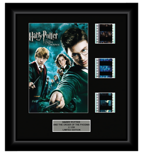 Harry Potter and the Order of the Phoenix (2007) - 3 Cell Display