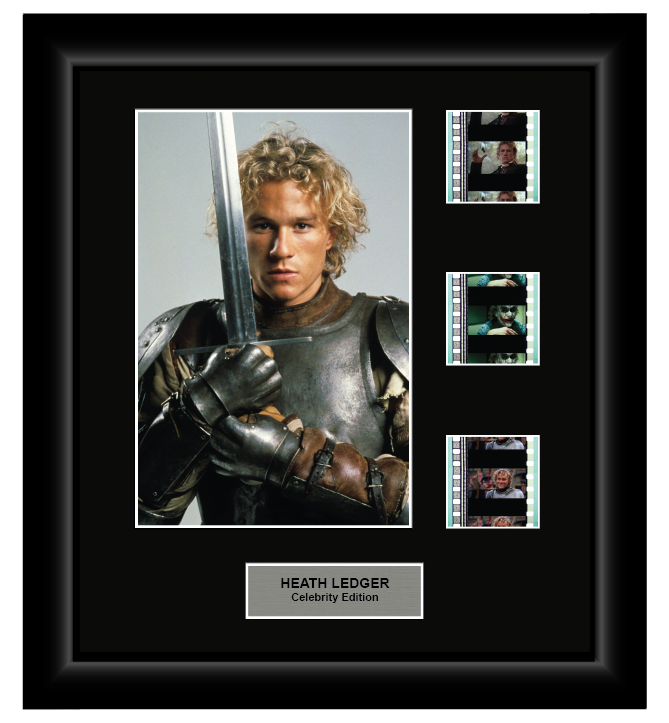 Heath Ledger (Style 1) - 3 Cell Display