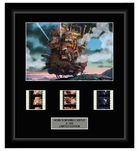 Howl's Moving Castle (2004) - 3 Cell Display (Series 2)