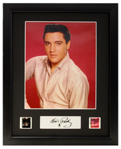 Elvis Presley - 2 Cell Display (2)
