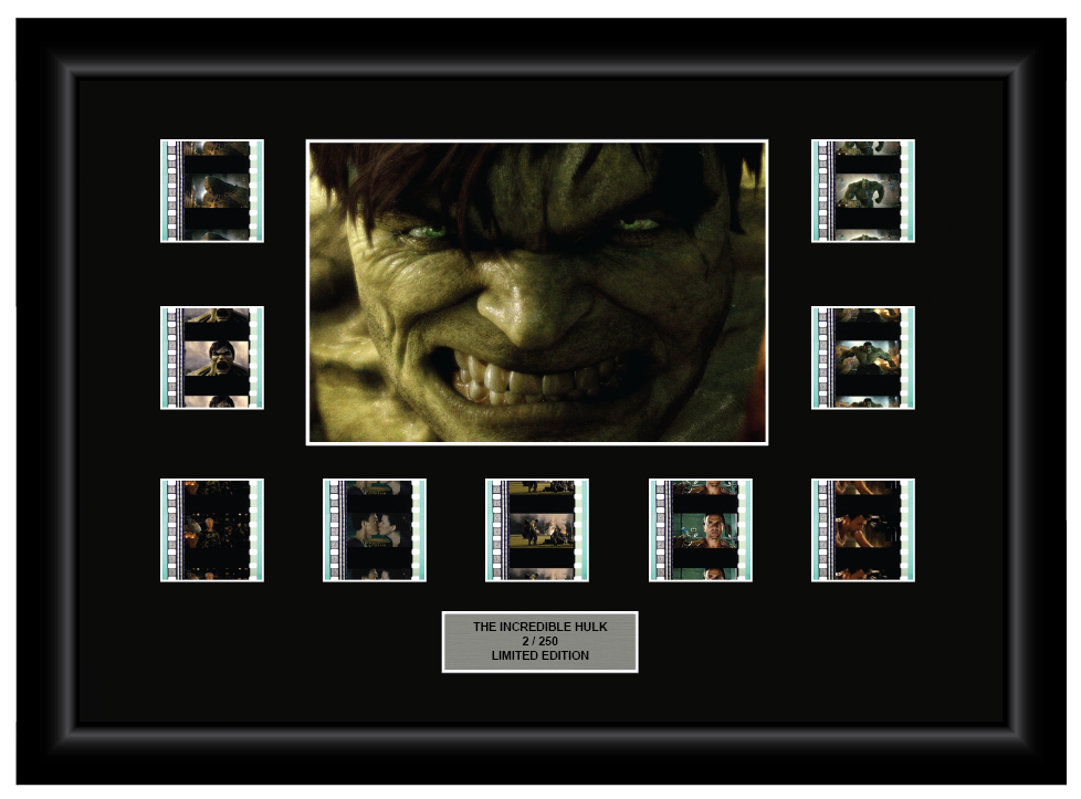 Incredible Hulk (2008) - 9 Cell Display