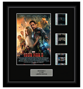 Iron Man 3 (2013) - 3 Cell Display