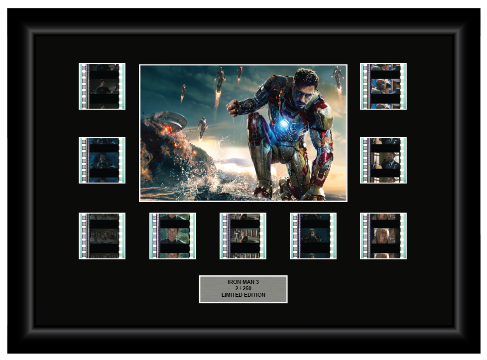 Iron Man 3 (2013) - 9 Cell Display