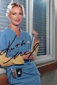 Greys Anatomy (2) - 6x4 Autographed Photo (Unframed)
