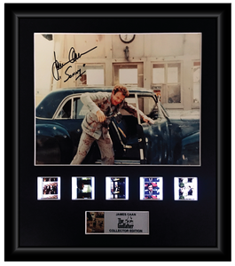 The Godfather (1972) - Autographed Film Cell Display