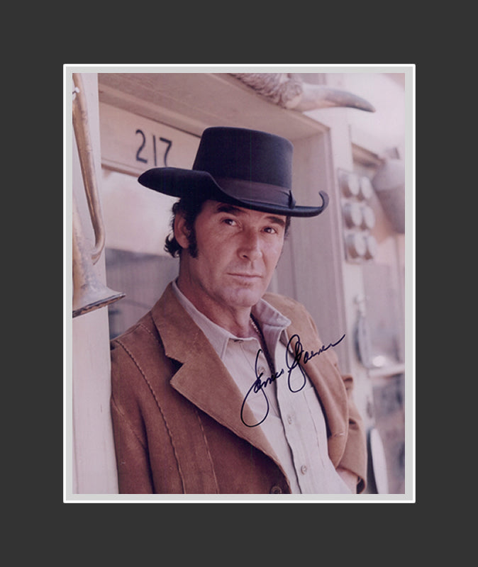 James Garner Autograph - Actor | Maverick | The Rockford Files | The Great Escape | The Notebook