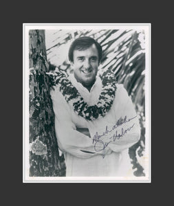 Jim Nabors Autograph (1930-2017) - Actor | Gomer Pyle U.S.M.C | Stroker Ace | Cannonball Run II