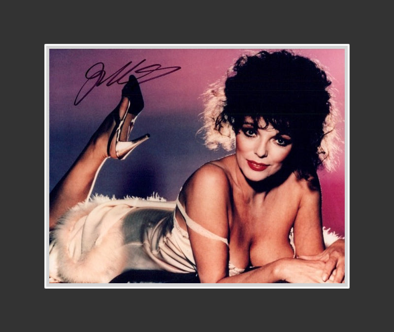 Joan Collins Autograph - Actress | Author | Columnist | Dynasty