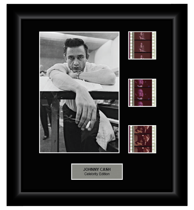 Johnny Cash - 3 Cell Display CE - ONLY 1 AT THIS PRICE!