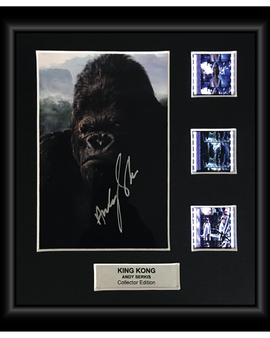 King Kong (2005) - Autographed Film Cell Display