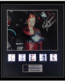 Terminator: Rise of the Machines (2003) - Autographed Film Cell Display