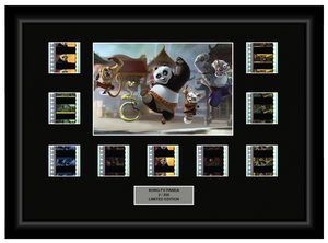 Kung Fu Panda (2008) - 9 Cell Display