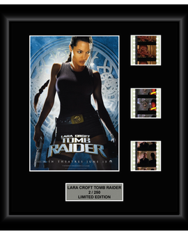 Lara Croft: Tomb Raider (2001) - 3 Cell Display