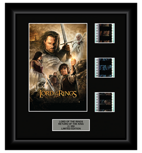 Lord of the Rings: The Return of the King (2003) - 3 Cell Display Film Display