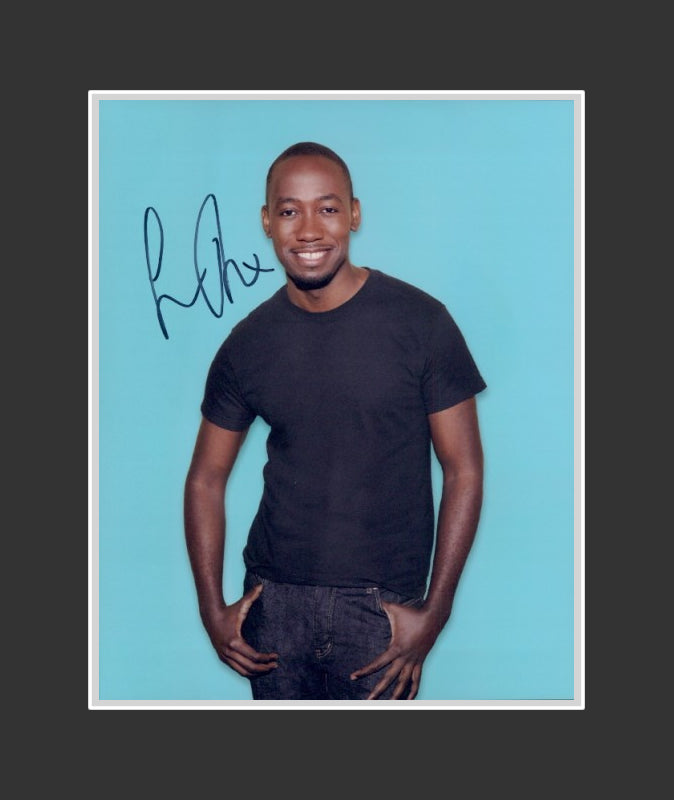 Lamorne Morris Autograph - Actor | New Girl