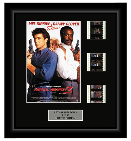 Lethal Weapon 3 (1992) - 3 Cell Display