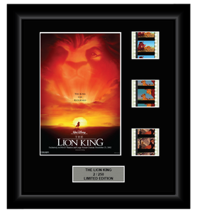 Lion King, The (1994) - 3 Cell Display