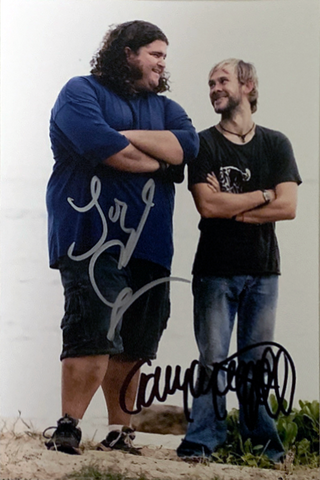LOST (2) - 6x4 Autographed Photo (Unframed)