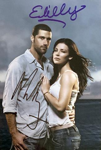 LOST (1) - 6x4 Autographed Photo (Unframed)