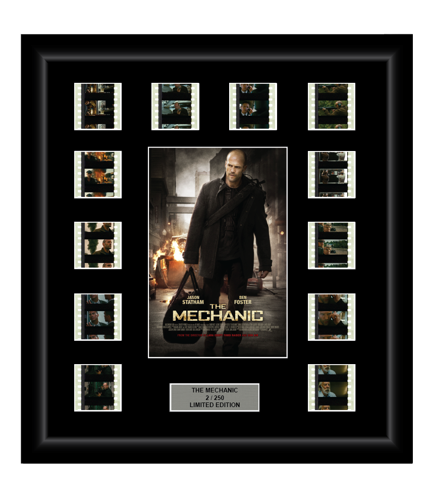 Mechanic, The (2011) - 12 Cell Film Display - ONLY 1 AT THIS PRICE