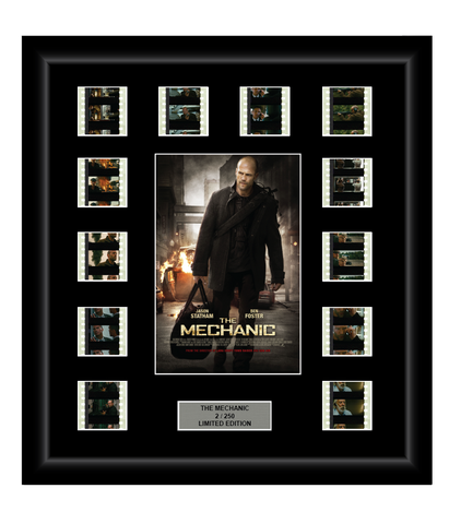 Mechanic, The (2011) - 12 Cell Film Display
