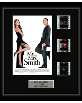 Mr & Mrs Smith (2005) - 3 Cell Display