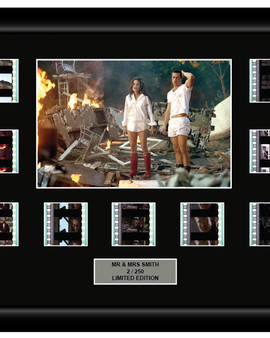 Mr & Mrs Smith (2005) - 9 Cell Display
