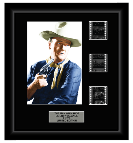 Man Who Shot Liberty Valence, The (1962) - 3 Cell Classic Display (Style 2)