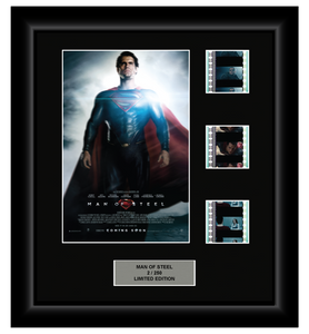 Man of Steel (2013) - 3 Cell Display
