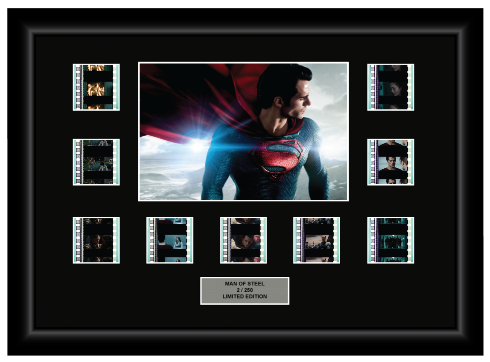 Man of Steel (2013) - 9 Cell Display