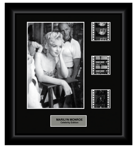 Marilyn Monroe Celebrity Edition (Style 3) - 3 Cell Display - ONLY 1 AT THIS PRICE!