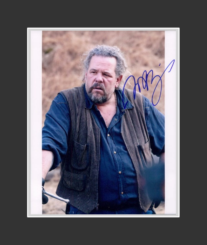 Mark Boone Junior Autograph - Actor | Sons of Anarchy | Batman Begins | 2 Fast 2 Furious