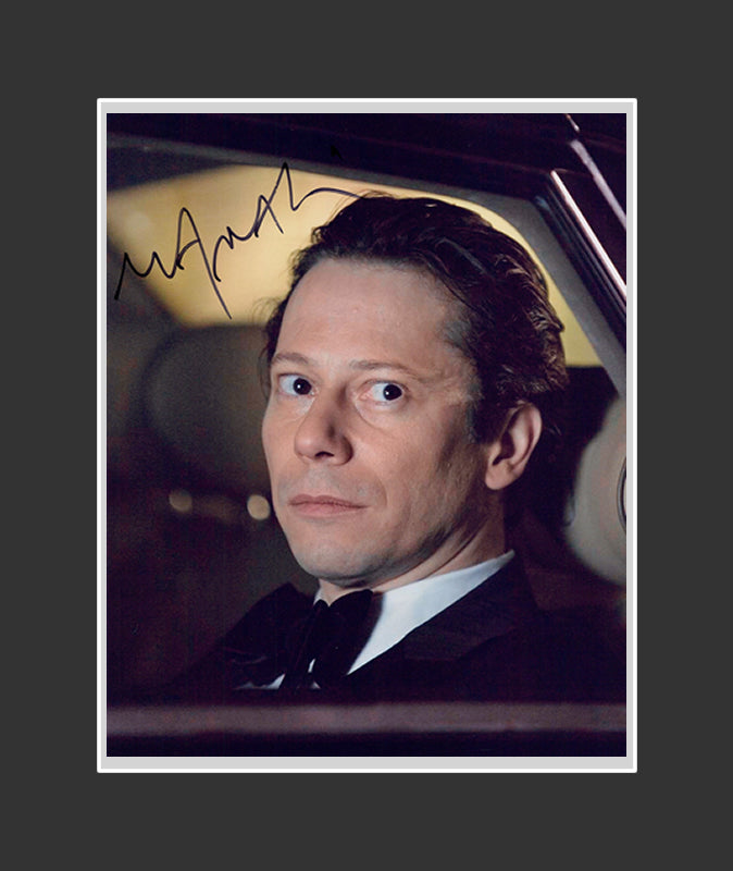 Mathieu Amalric Autograph - Actor | Quantum of Solace | Munich | The Grand Budapest Hotel