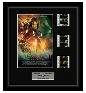 Chronicles of Narnia - Prince Caspian (2008) - 3 Cell Display - ONLY 1 AT THIS PRICE!