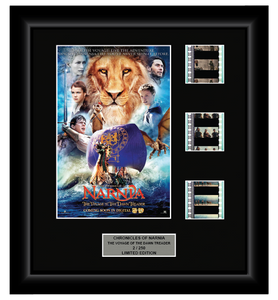 Chronicles of Narnia - The Voyage of the Dawn Treader (2010) - 3 Cell Display