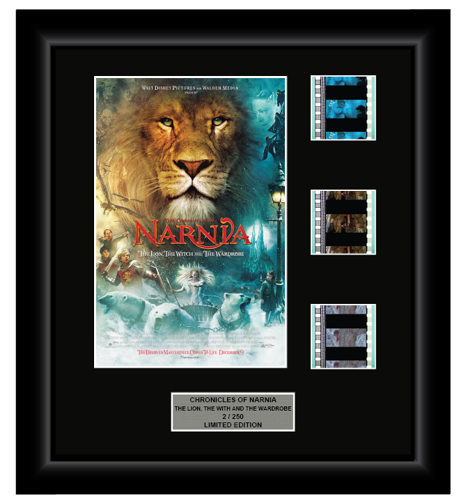 Chronicles of Narnia - The Lion, The Witch & The Wardrobe (2005) - 3 Cell Display