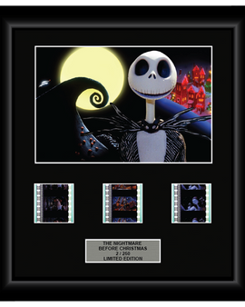 Nightmare Before Christmas (1993) - 3 Cell Display (Style 2)