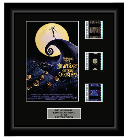Nightmare Before Christmas (1993) - 3 Cell Display