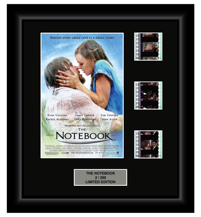 Notebook (2004) - 3 Cell Display
