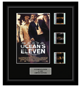 Ocean's Eleven (2001) - 3 Cell Display