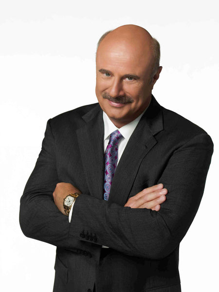 Dr Phil McGraw Autographed Card