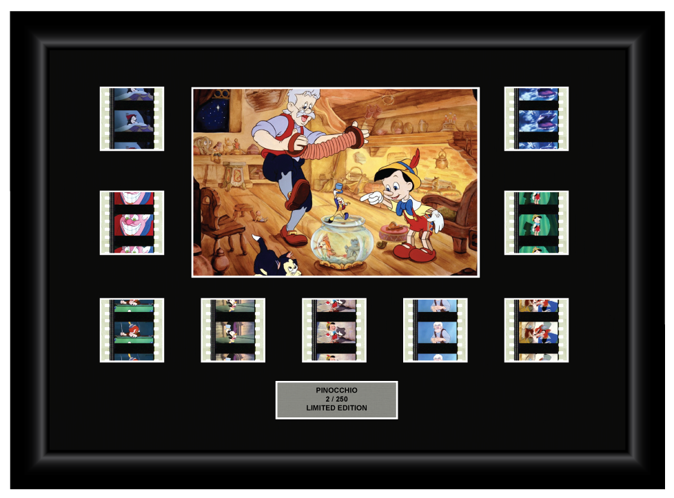 Pinocchio (1940) (Classic Disney) - 9 Cell Display