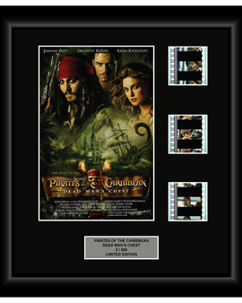 Pirates of the Caribbean - Dead Man's Chest (2006) - 3 Cell Display