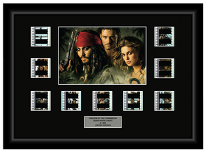 Pirates of the Caribbean - Dead Man's Chest (2006) - 9 Cell Display